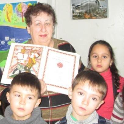знакомство детей с писателями реферат